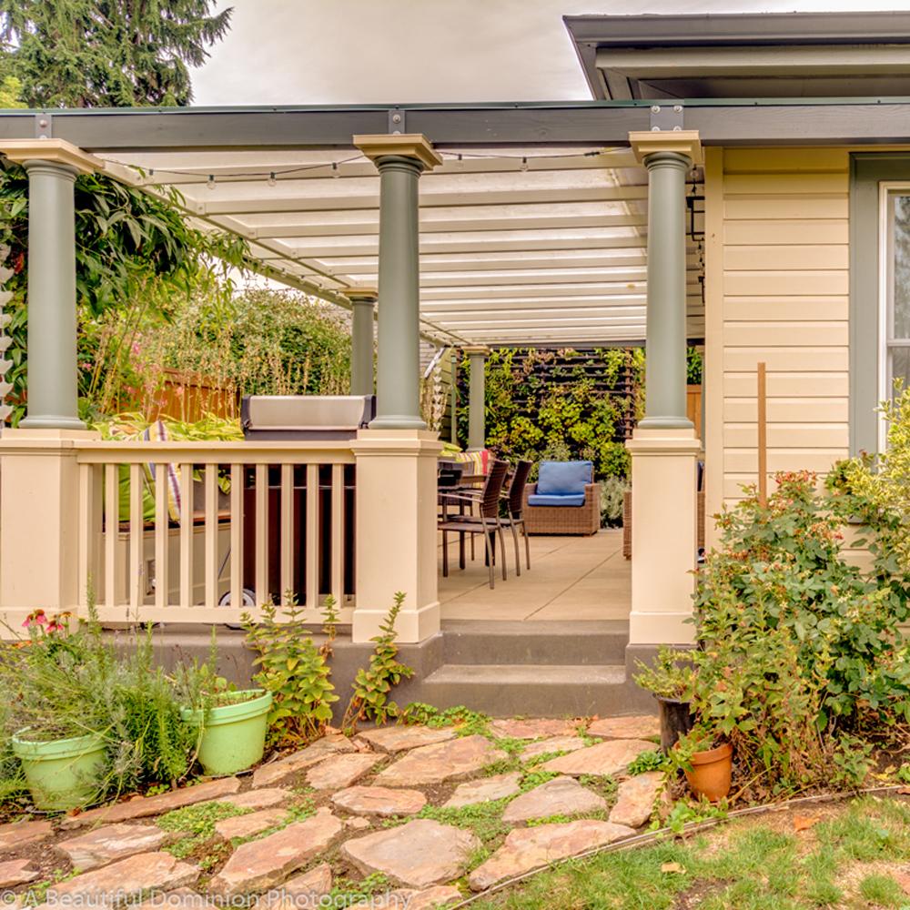 Laurelhurst side porch metta architecture for Side porch